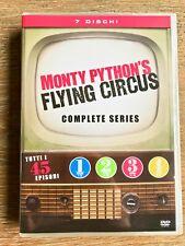 MONTY PYTHON'S FLYING CIRCUS - SERIE COMPLETA - 7 DVD - FUORI CATALOGO