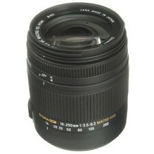 Sigma 18-250mm f/3.5-6.3 DC OS Macro HSM for Canon EF-S Fit Lens