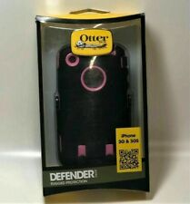 OtterBox Defender Series 77-18506 Case for iPhone 3G/3GS (Black-Pink)