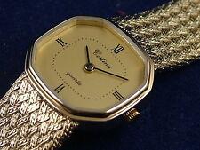 Vintage Certina Ladies Quartz Watch NOS New Old Stock Circa 1980s