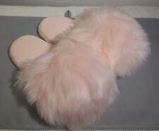 NEW -Women's Plush Bedroom Slipper House Shoe - Xhilaration Pink L(9-10)
