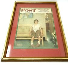1953 MAY 23 THE SATURDAY EVENING POST MAGAZINE - NORMAN ROCKWELL COVER - SP 1963
