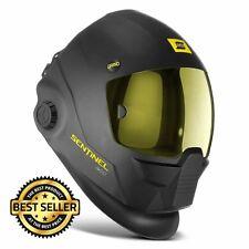 SALE Auto Darkening Welding Helmet Welder Mask Ergonomic Halo Headgear 3 Modes
