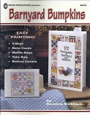 Barnyard Bumpkins Tole Painting Book by Deanna Kirkham NEW