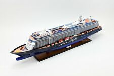 Mein Schiff 3 Cruise Ship Handmade Wooden Passenger Ship Model 44""