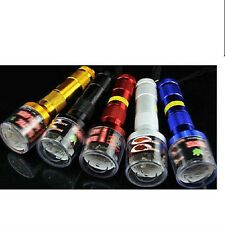 Electric tabaco Rolling Roller machine/tobacco hierba Crusher aleatorios de color