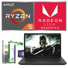 "17.3"" Gamer HP Laptop Ryzen 5 - 8GB DDR4 - 256GB SSD - VEGA Windows 10 Notebook"