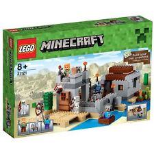 LEGO Minecraft 21121 L'Avant-Poste dans le Désert