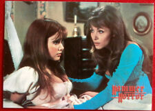 HAMMER HORROR - Series 2 - Card #122 - The Vampire Lovers - Madeline Smith