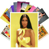 Postcards Pack [24 cards] Cher Rock Music Band Posters Vintage Photos  CC1217