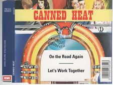 Canned Heat On The Road Again - Let's Work Together CD MAXI france french press