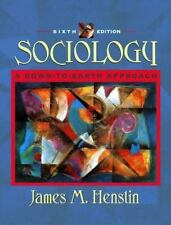 Sociology: A Down-to-Earth Approach (6th Edition)