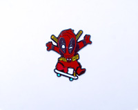 Enamel Pins Marvel Deadpool Fan Art