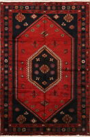 Geometric Traditional Tribal Area Rug Wool Hand-knotted Oriental Carpet 7x10 New