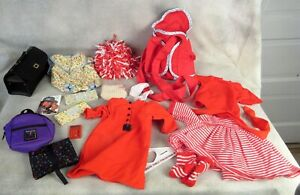 Vintage American Girl Doll of Today Mixed lot of clothing Bitty Baby nightshirt