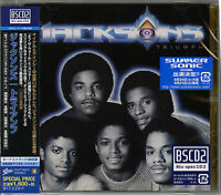 THE JACKSONS-TRIUMPH -JAPAN Blu-spec CD2 D20