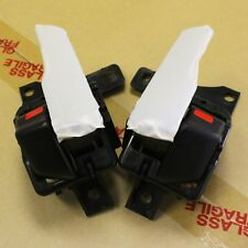 New OEM Genuine Toyota 93-98 Supra Driver & Passenger Inside Door Black Handles