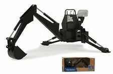 2014 ERTL 1:16 *BLACK* REAR BACKHOE Loader Attachment *BIG FARM* NIB