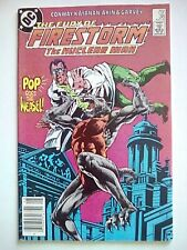 Fury of Firestorm 38 Vf/Nm to Nm- 1st Cover Appearance Weasel