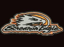 Harley Davidson Screamin Eagle Split Second Reflective Small  JACKET VEST PATCH