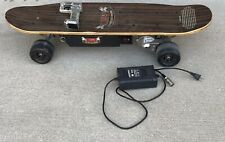 EMAD wireless Electric Skateboard With Remote And Charger Tested