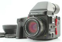 [MINT] Mamiya 645 Pro Camera + Sekor C 80mm f2.8 N Lens +120 FilmBack JAPAN
