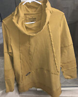 NWOT Womens Neon Buddhe Pullover Top Size M
