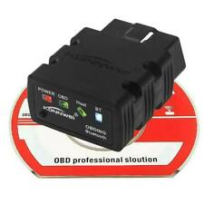 OBDII Bluetooth Scanner Code Reader Car ELM 327 OBD2 Automotive Diagnostic Tool