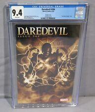 DAREDEVIL #506 (Del Mundo 1:15 Variant Iron Man Cover) CGC 9.4 NM Marvel 2010