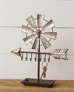 Windmill and Arrow Tabletop Hooks