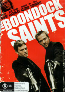 The Boondock Saints - Sean Patrick Flannery, Willem Dafoe, Billy Connolly - DVD