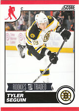 2010/11 Score Rookies And Traded Tyler Seguin Bruins RC