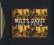 MILES DAVIS & GIL EVANS:THE COMPLETE COLUMBIA STUDIO RECORDINGS CD BOX SET [NEW]