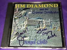 Jim Diamond and the Groove Syndicate Angel Child CD Autographed Bowling Green KY