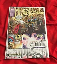 DEADPOOL #1~HAND-SIGNED BY WALTER SIMONSON~ODIN~ASGARD~THOR'S FATHER