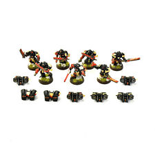BLOOD ANGELS 7 Death Company #2 WELL PAINTED Warhammer 40K