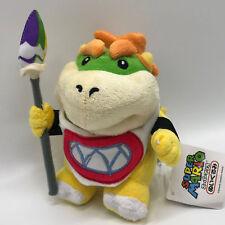 """Nuevo Super Mario Bros. Bowser Koopa Jr. Suave de Peluche Juguete Animal de Peluche Peluche 7"""""""