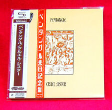 Pentangle Cruel Sister SHM MINI LP CD JAPAN UICY-94644