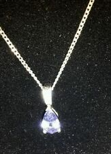 Unbranded Diamond Costume Necklaces & Pendants