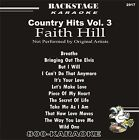 Backstage 2917 Karaoke 12 Song Faith Hill Favorites karoke cd+g Wild One Breathe