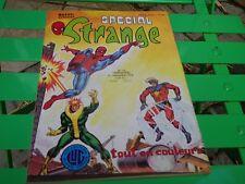 SPECIAL STRANGE 14 très bon état comme neuf