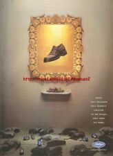 """Shellys """"Created In His Image"""" Shoes 1995 Mag. Advert"""