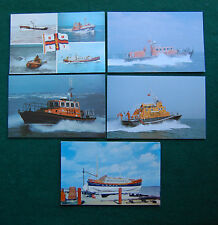 Royal National Lifeboat Institution Postcard Lot - UK, Charity -Unposted Vintage