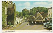 Harvey Barton Postcard, C7B, Yarn Market, Dunster - Posted 1970