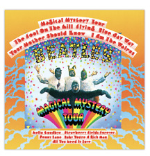 "HUGE SALE The Beatles ""Magical Mystery Tour"" Pen Set $29.99 sells for $210"