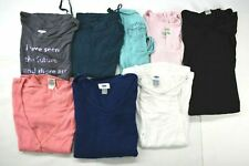 Wholesale Lot of 8 Old Navy Women's Size Small Mixed Season Blouses Casual Tops