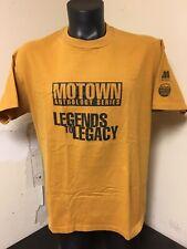 Vintage Motown Legends To Legacy T Shirt Sz XL Anvil
