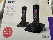 BT Premium 090631 Cordless Phone - Twin Handsets