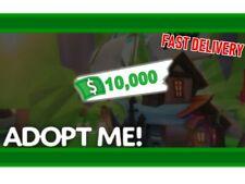 ADOPT ME 10000 BUCKS, *!*READ DESCRIPTION*!* CASH, MONEY, ADOPT ME