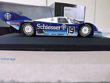 Porsche 956 K 1000 Km Hockenheim Bellof/boutsen 1 43 MINICHAMPS